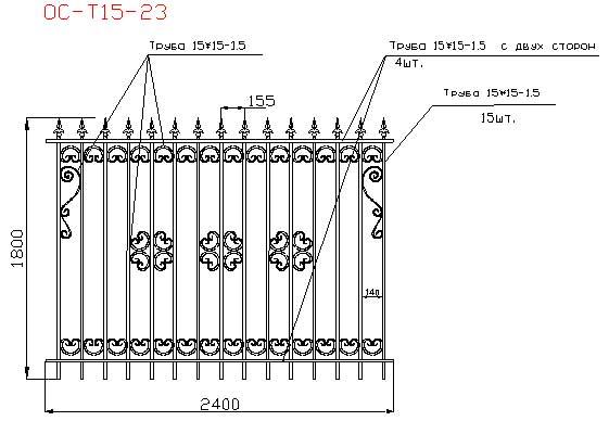 Высота: до 0,5 = 2 395 р/м.п; от 0,5 до 1 м = 2 635 р/м.п; от 1 до 1,6 м = 2 227 р/м2; более 1,6 м = 1840 р/м2