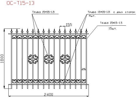 Высота: до 0,5 = 2 395 р/м.п; от 0,5 до 1 м = 2 635 р/м.п; от 1 м до 1,6 м = 2 227 р/м2; более 1,6 м = 1 840 р/м2