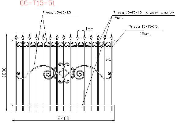 Высота: до 0,5 = 1 833 р/м.п; от 0,5 до 1 м = 2 073 р/м.п; от 1 до 1,6 м = 1 760 р/м2; более 1,6 м = 1 488 р/м2