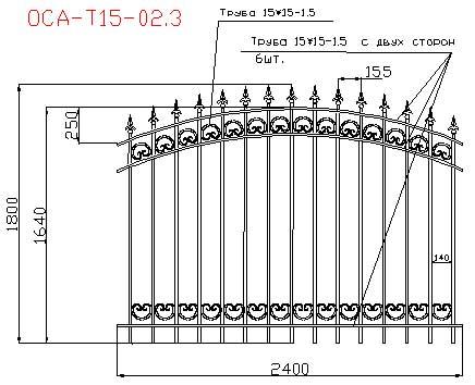 Высота: до 0,5 = 2 787 р/м.п; от 0,5 до 1 м = 3 027 р/м.п; от 1 до 1,6 м = 2 555 р/м2; более 1,6 м = 2 112 р/м2
