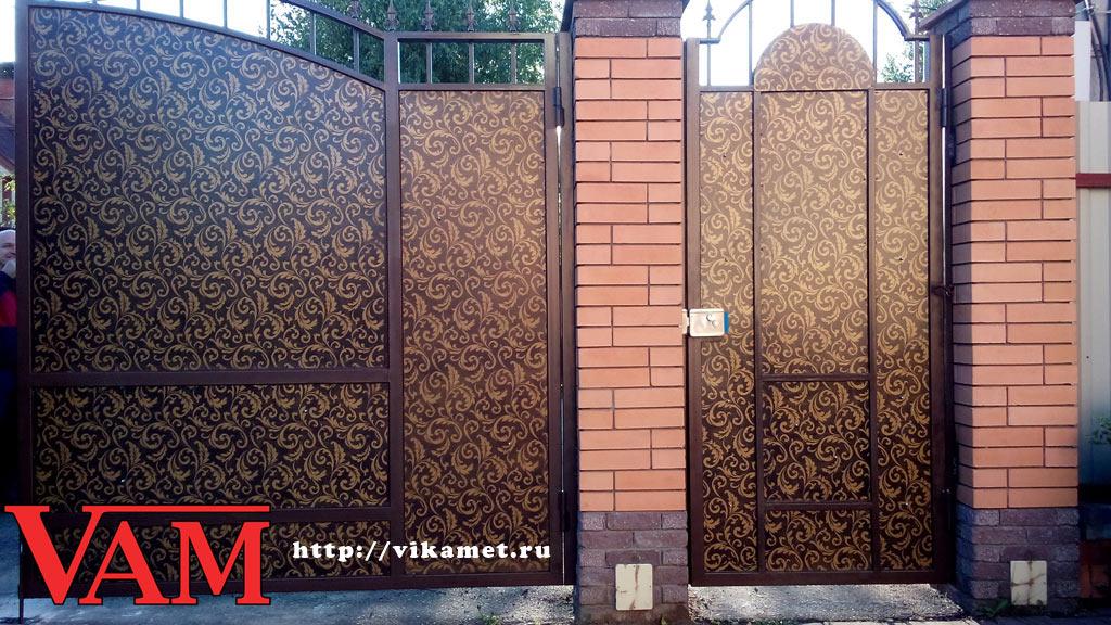 Купить ворота металлические в екатеринбурге автоматика для ворот какая лучше