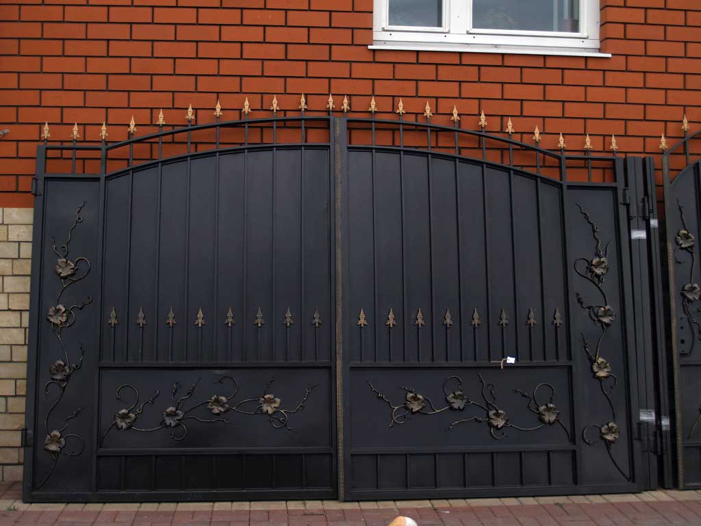 Ворота с автоматическим приводом