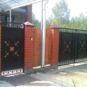 Графские ворота ВикторияАртМеталл