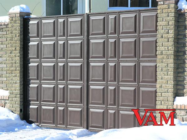 входная дверь металлическая 210 на 95