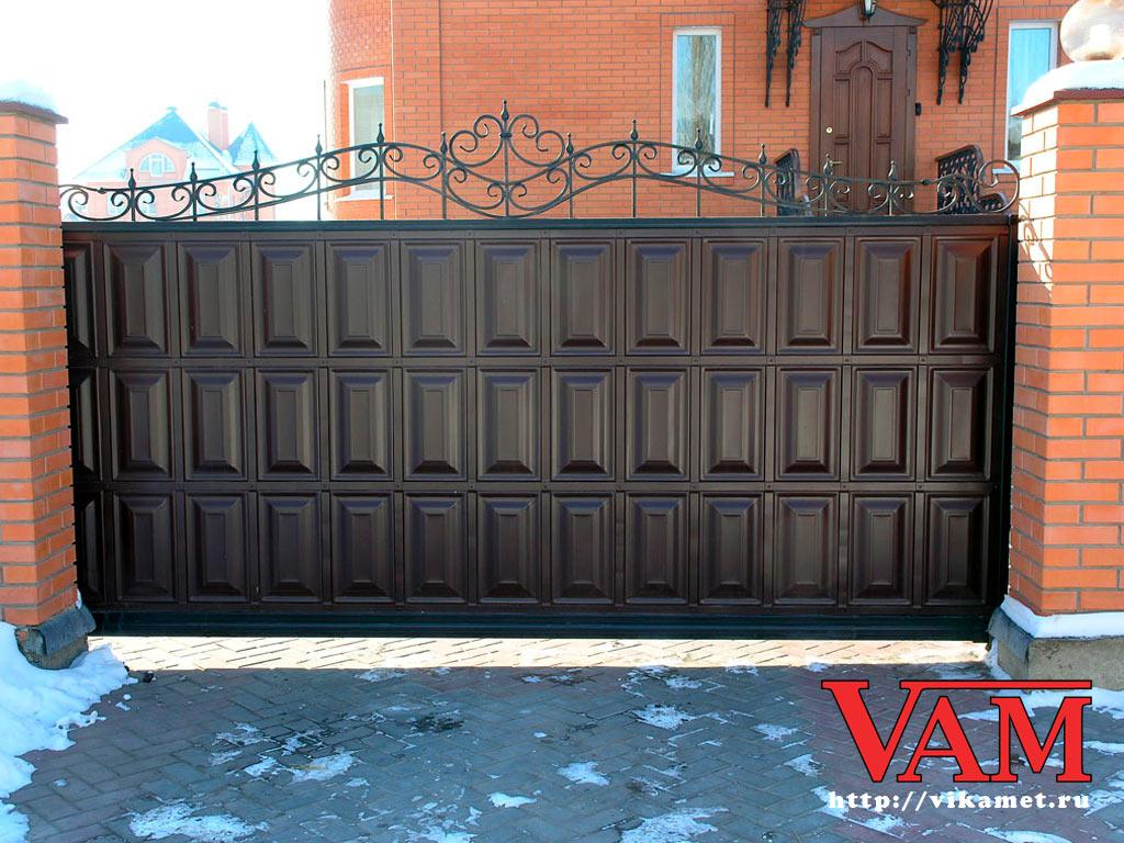 Где заказать ворота электрические алтек ворота