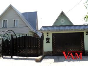 """Ворота """"Боярские"""" для дома и гаража"""