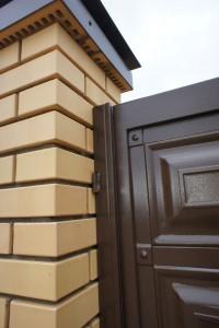 Купить ворота Каскад в Сергиевом Посаде можно в компании Викамет