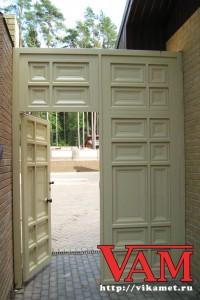 Внутренние ворота Каскад