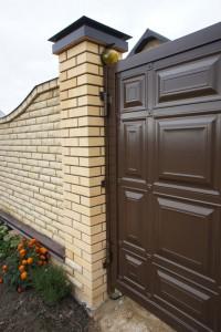 Ворота Каскад установлены по Ярославскому шоссе