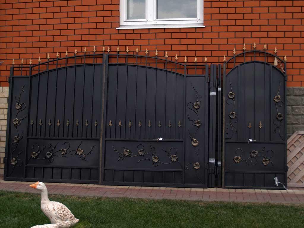 Фотографии калиток и ворот