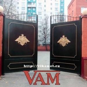 Ворота по заказу Спецстрой